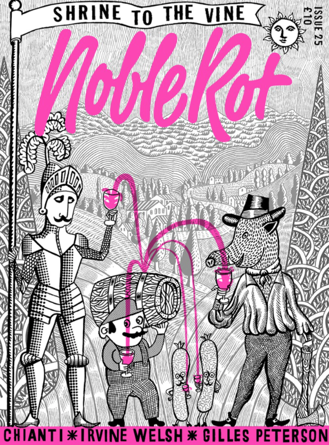 Noble Rot Magazine Issue #25