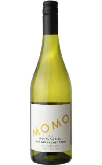 Momo Sauvignon Blanc Sauvignon Blanc Marlborough NZ 2020 750ml