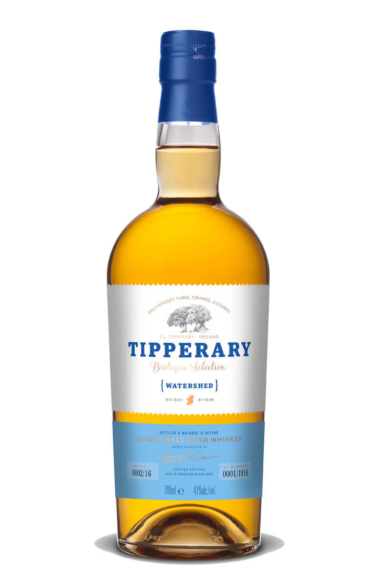 Tipperary Watershed Single Malt Irish Whiskey 750ml