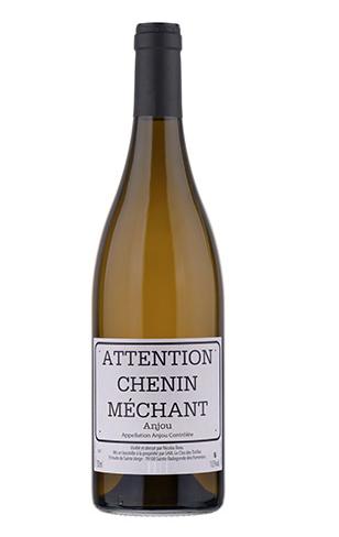 "Nicolas Reau ""Attention Chenin Mechant"" Chenin Blanc Vin de France 2019 750ml"