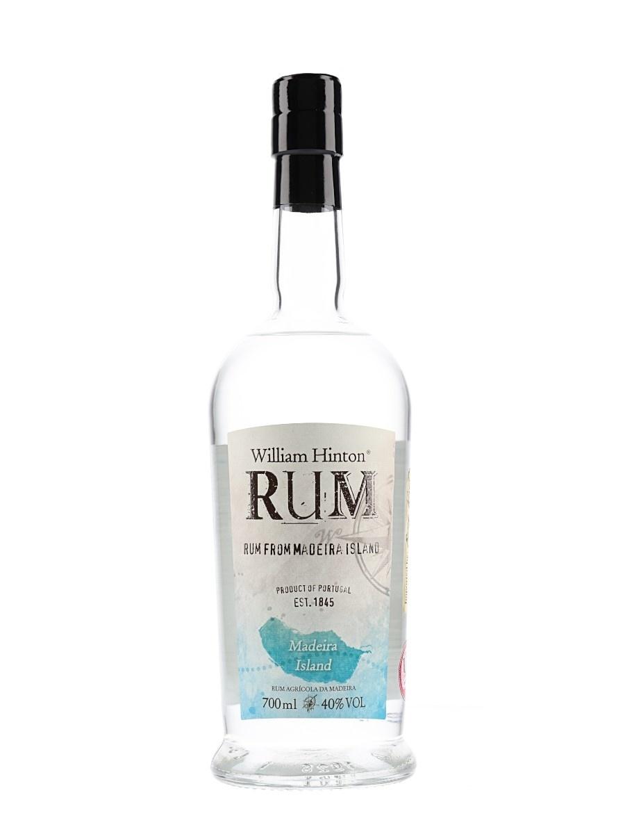 William Hinton Rum Agricola da Madeira 750ml