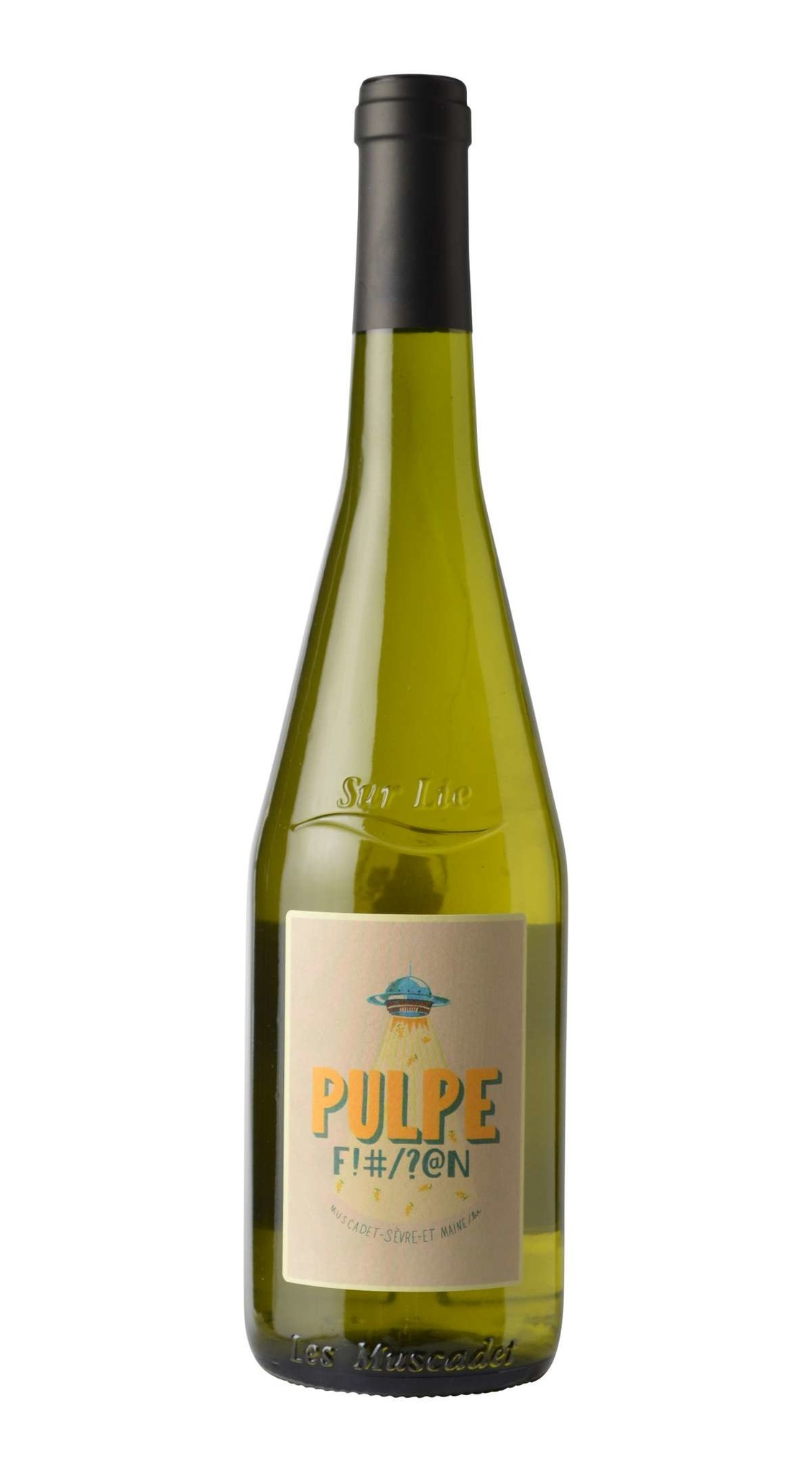 Pulpe F!#/?@N Muscadet Sevre et Maine 2019 750ml