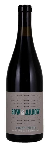 Bow & Arrow Vitae Springs Vineyard Pinot Noir 2015 750ml