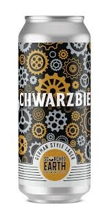 Scorched Earth Schwarzbier German Style Lager 16oz 4pk