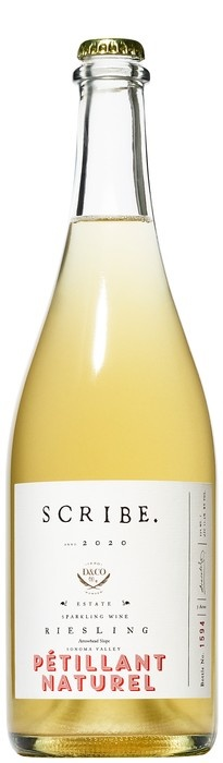 Scribe Riesling Petillant Naturel 2019 750ml
