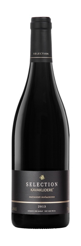 "Kavaklidere ""Selection"" Dry Red Wine Eastern Anatolia Turkey 2016 750ml"