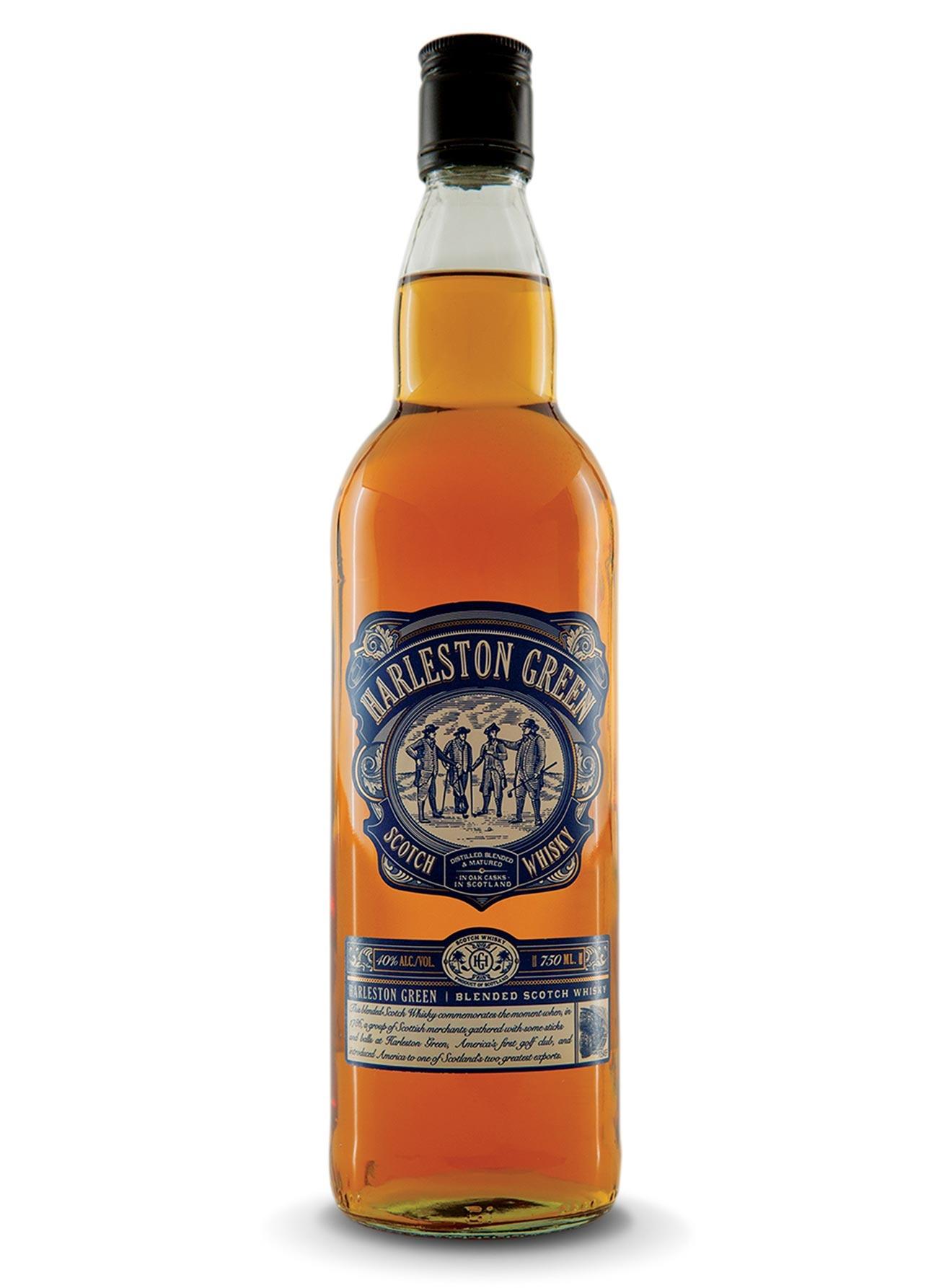 Harleston Green Blended Scotch Whisky 750ml