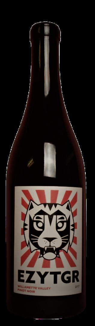 """Ovum """"EZY TGR"""" Pinot Noir Willamette Valley 2018 750ml"""