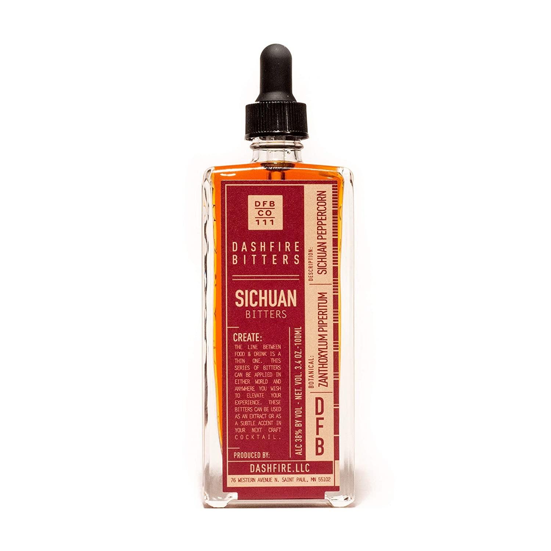 Dashfire Sichuan Peppercorn Bitters 100ml