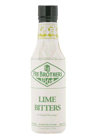 Fee Brothers Lime Bitters 5oz