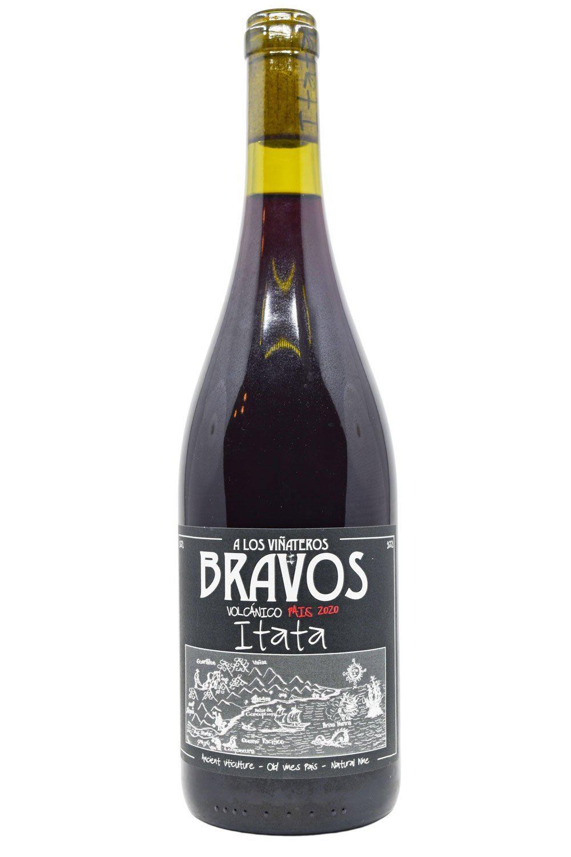 A Los Vinateros Bravos Volcanico Pais 2020 750