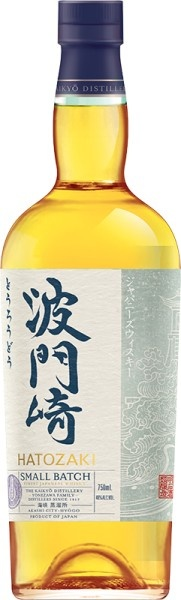 Hatozaki Small Batch Japanese Whisky 750ml