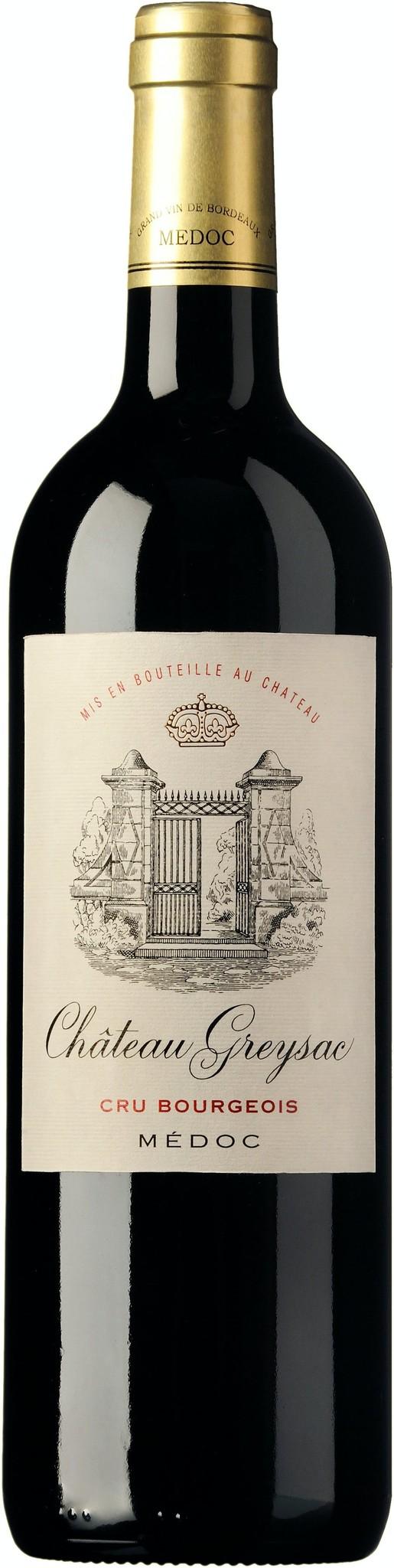 Chateau Greysac Medoc Cru Bourgeois 2015 750ml