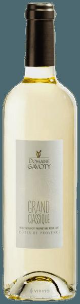 """Domaine Gavoty """"Cuvee Clarendon"""" Cotes de Provence Blanc 2019 750ml"""