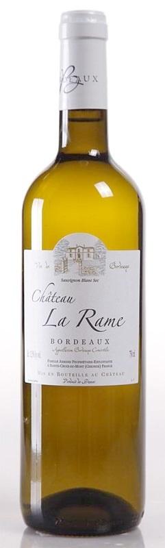 Chateau La Rame Bordeaux Blanc 2019 750ml