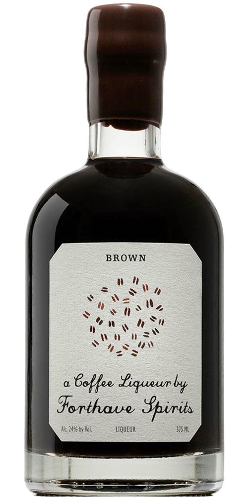 "Forthave Spirits ""Brown"" Coffee Liqueur 375ml"