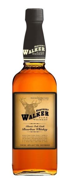 Kentucky Walker Bourbon Whiskey 750ml