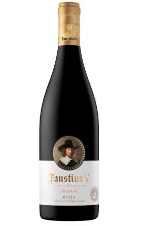 Faustino V Rioja Reserva 2013 750 ml