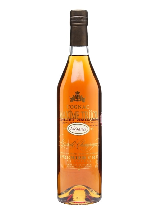 "Maxime Trijol ""Elegance"" Cognac Grande Champagne 750ml"