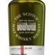 """The Scotch Malt Whisky Society """"Pirate ship in a storm"""" Single Malt Scotch Whisky Cask 44.116 750ml"""