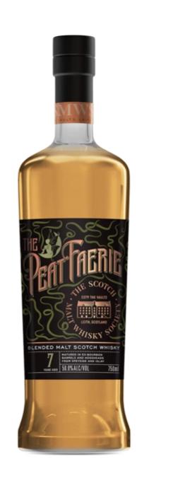 """The Scotch Malt Whisky Society """"The Peat Faerie Batch 04"""" Blended Malt Scotch Whisky 750ml"""