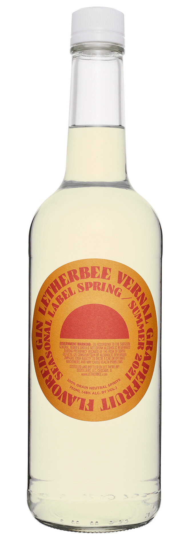 Letherbee Vernal 2021 Limited Edition Gin 750ml