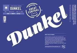 Great Central Dunkel 16oz 4pk