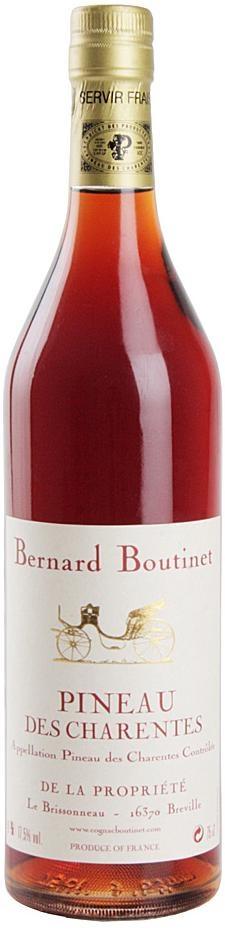 Bernard Boutinet Pineau des Charentes Rose 750ml