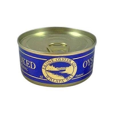 Ekone Oyster Co. Original Smoked Oysters 3oz