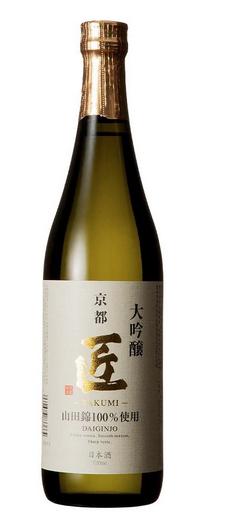 Takumi Yamada Nishiki Daiginjo Sake 720ml
