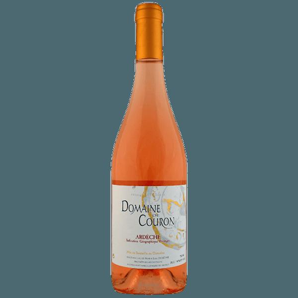 Domaine Couron Ardeche Rose 2020 750ml