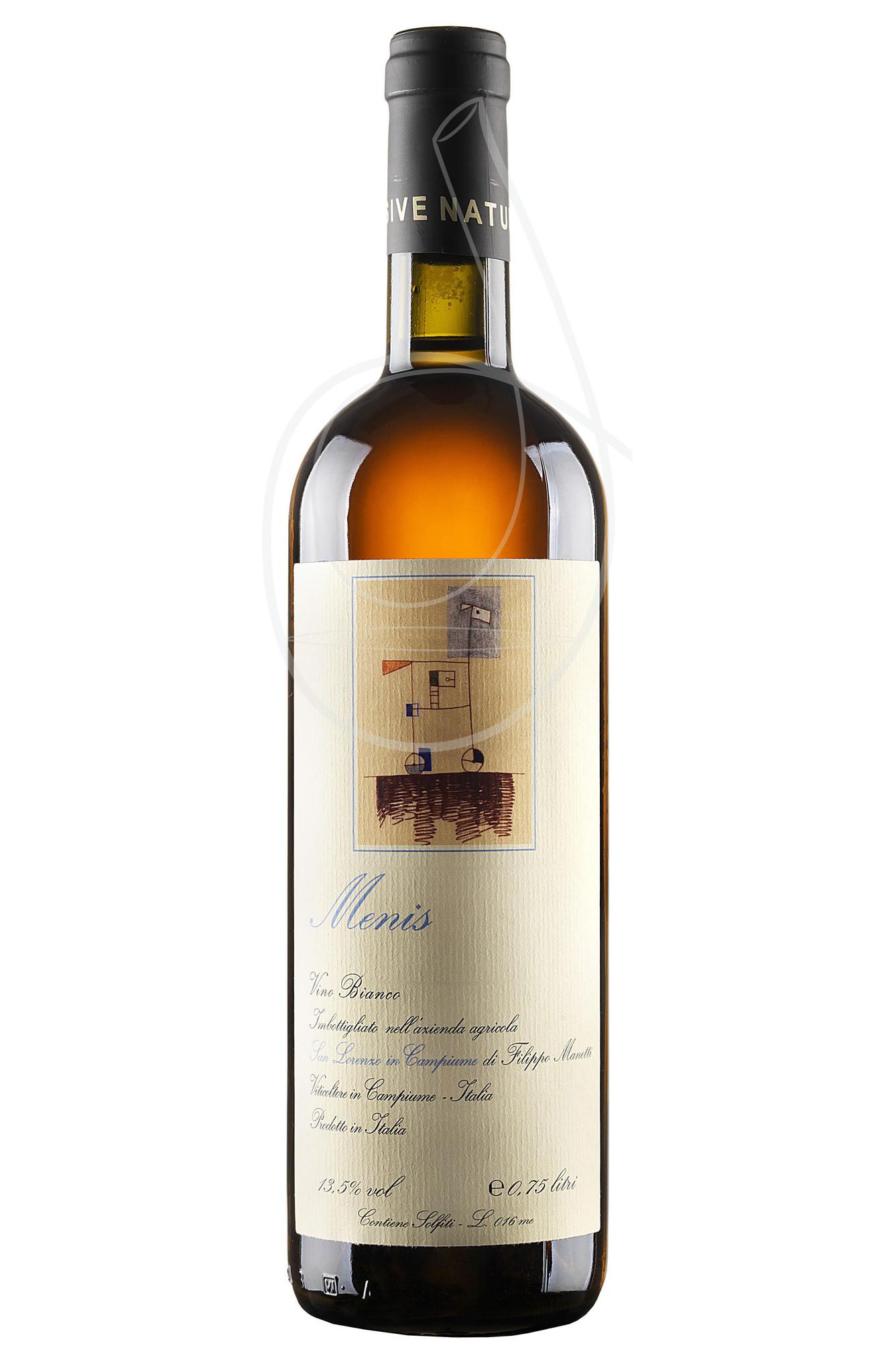 "Filippo Manetti ""Menis"" Vino Bianco (Orange Wine) 2017 750ml"