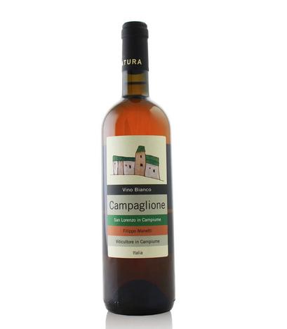 """Filippo Manetti """"Campaglione"""" Vino Bianco (Orange Wine) 750ml"""
