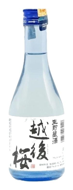 Echigozakura Futsushu Namachozo 300ml