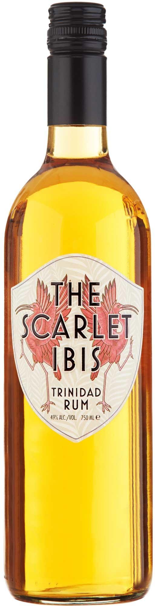 Scarlet Ibis Trinidad Rum 750ml