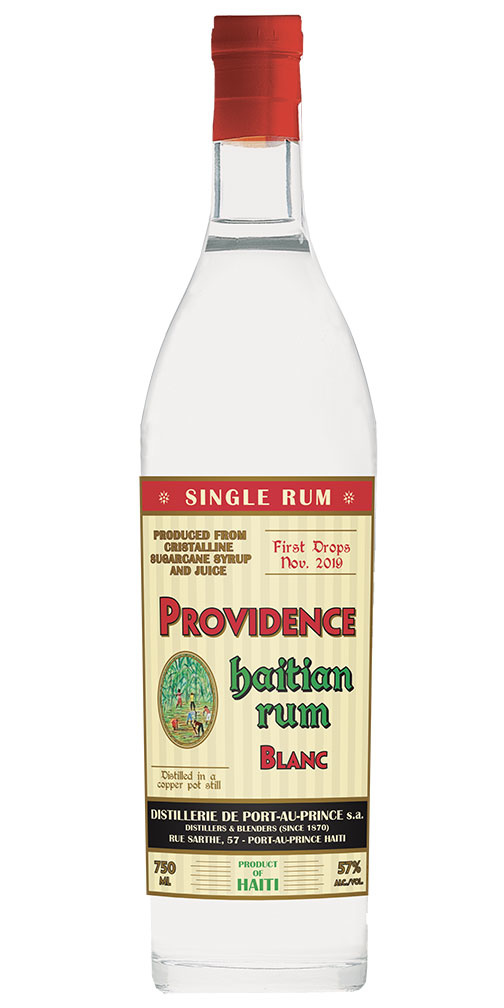 "Providence ""First Drops Nov. 2019"" Haitian Rum Blanc 750ml"
