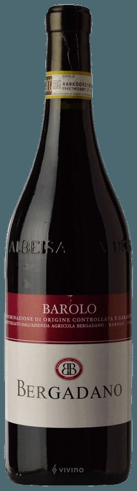 Bergadano Barolo 2016 750ml