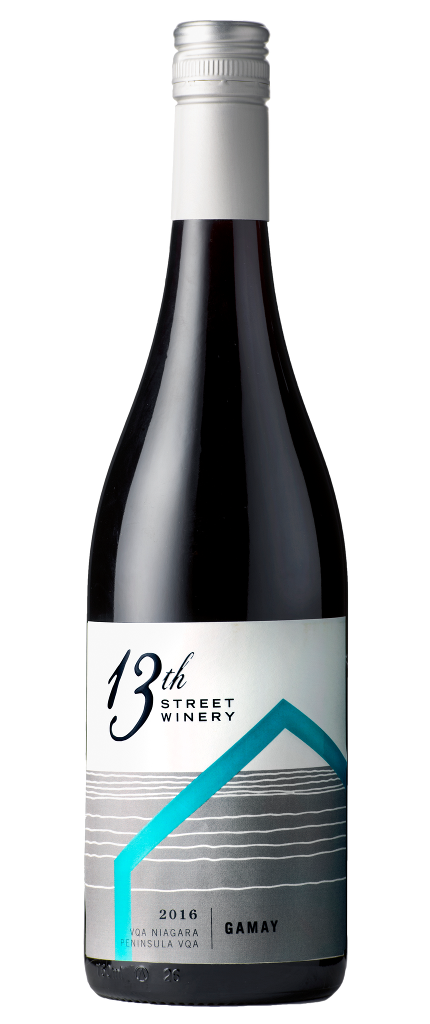 13th Street Winery Gamay Niagara Peninsula 2019 750ml