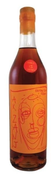 Ak Zanj Haitian Rum 15 Year 750ml