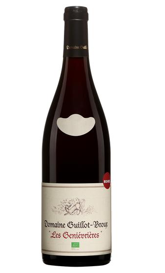 "Domaine Guillot-Broux ""Les Genievrieres"" Bourgogne Rouge 2017 750ml"
