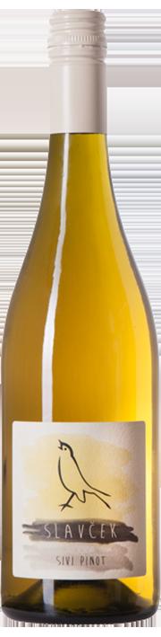 Slavcek Sivi Pinot (Pinot Grigio) Vipavska Dolina Slovenia 2020 750ml