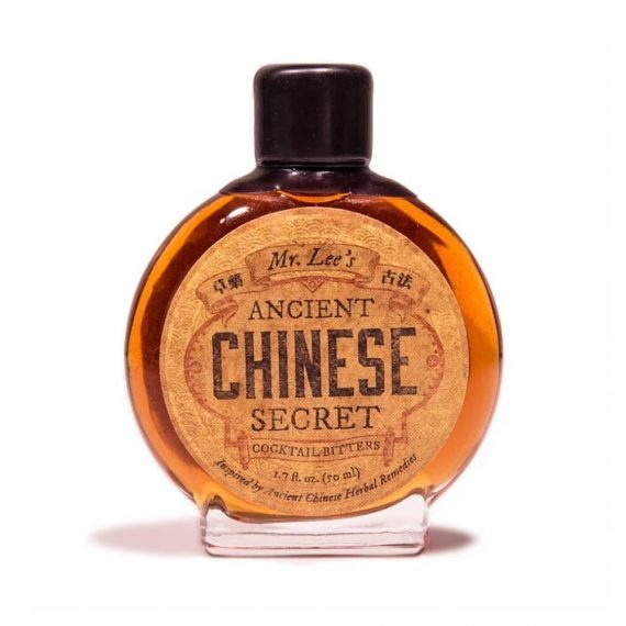 """Dashfire Vagabond Series """"Chinese Inspired"""" Craft Bitters 50ml"""