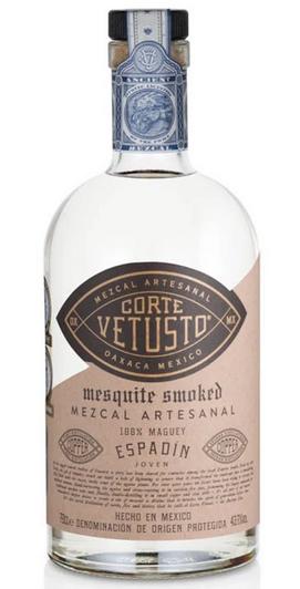 Corte Vetusto Espadin Mezcal Atesanal 750m