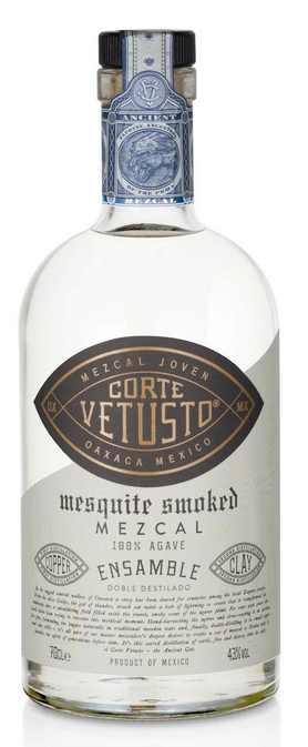 "Corte Vetusto ""Ensamble II"" Mezcal Artesanal 750ml"