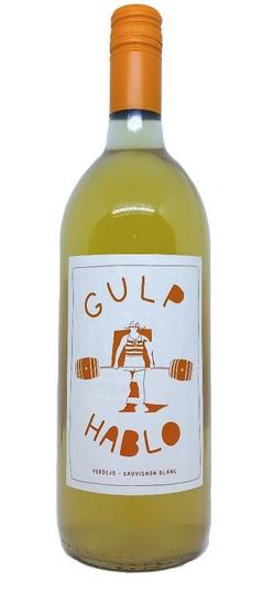 """Parra Jimenez """"GULP HABLO"""" Verdejo Sauvignon Blanc 2020 1L"""