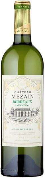 Chateau Mezain Bordeaux Sauvignon Blanc 2019 750ml
