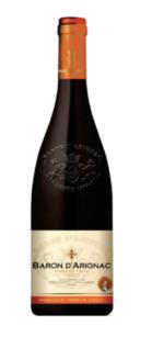 Baron d'Arignac Moelleux Medium Sweet Red Wine NV 750ml