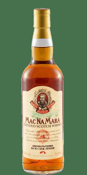 MacNamara Blended Scotch Whisky Rum Cask Finished 750ml