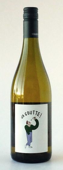 """Holger Koch """"Ja Goutte!"""" White Wine Cuvée 2020 750ml"""