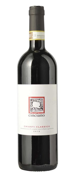 Cinciano Chianti Classico 2017 750ml